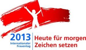 Frauentag-Logo