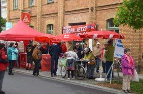 1. Mai in Finsterwalde