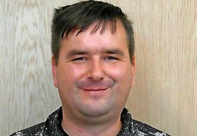 Danny Albrecht, Vorsitzender DGB-Kreisvorstand LDS