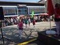 Kundgebung 1. Mai in Cottbus