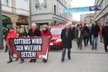 Demo in der Sprem