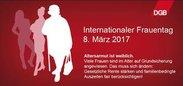 Frauentag 2017 in Cottbus